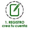 Registro de cuenta