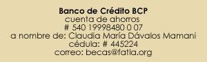 Banco de Crédito BCP